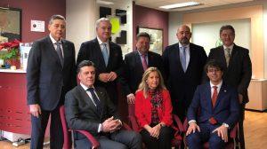 El nuevo equipo que estará al frente del Consejo General