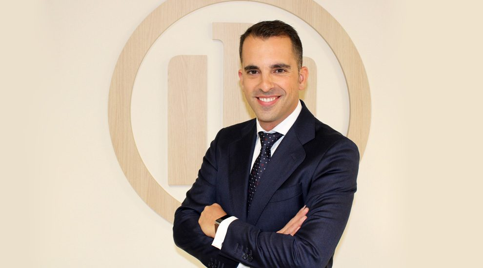 José Miguel Echevarría Correas, Director Comercial Zona Norte de ALLIANZ