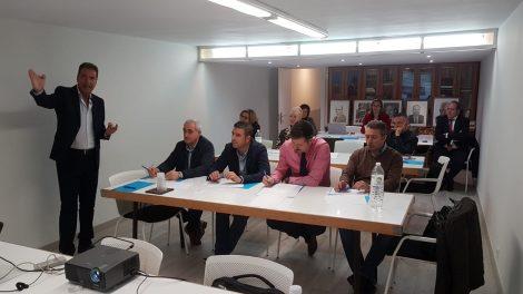 """ASISA celebra ponencia formativa en el Colegio de Mediadores sobre """"La Gestión de la Cartera de Clientes"""""""