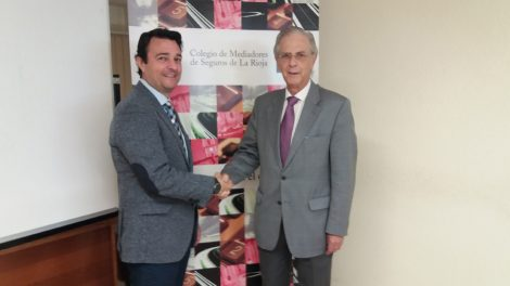 Asisa renueva su convenio de colaboración y patrocinio con el Colegio de La Rioja