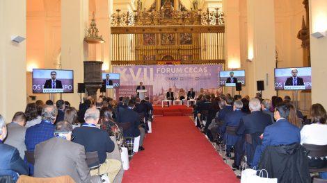 Éxito del Fórum CECAS en Toledo