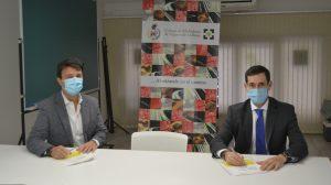 El Colegio de La Rioja y Plus Ultra continuarán colaborando