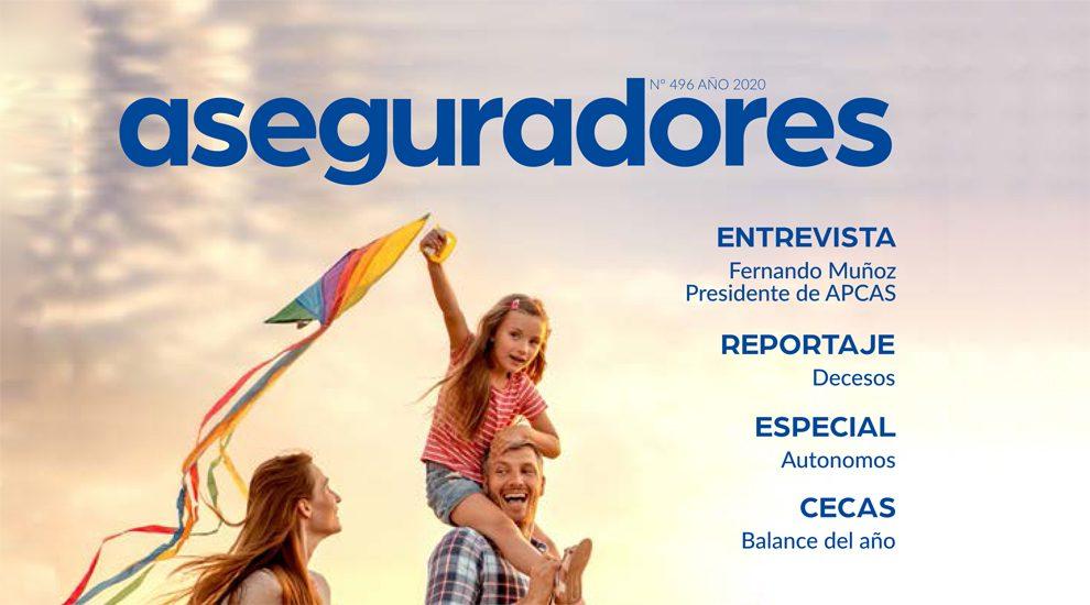 Revista Aseguradores nº 496 en formato digital