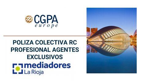 Póliza Colectiva de Responsabilidad Civil Profesional para agentes colegiados