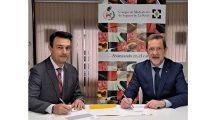 ARAG y el Colegio de La Rioja afianzan su relación con la firma de un acuerdo de colaboración