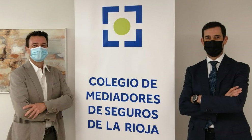 Plus Ultra y el Colegio de La Rioja se unen para apoyar a la mediación
